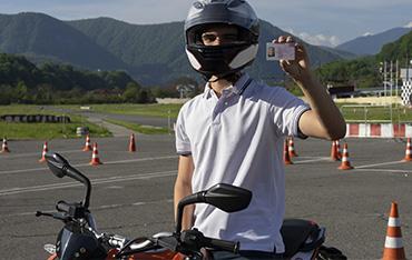 Licencia de motocicleta
